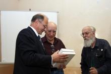 Встреча гостей: с Борисом Бабаяном