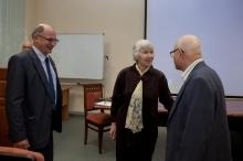 Встреча гостей: с Риммой Подловченко